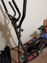 2 in 1 Elliptical and bike in Lawton, Oklahoma