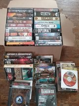 Lot of computer games in Aurora, Illinois