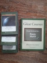 Basic Math - The Great Courses in Yorkville, Illinois