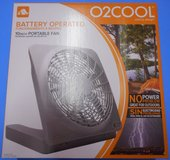 "(# 31) Cool by Design 10"" Portable Fan (New) in CyFair, Texas"