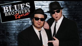 The Official Blues Brothers Revue - 3/24/2019 @ 6pm - Balboa Theater, San Diego, CA in Camp Pendleton, California