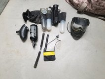 Paintball gear in 29 Palms, California