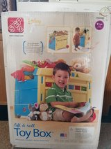 Step 2 lift & roll toy box new in Plainfield, Illinois