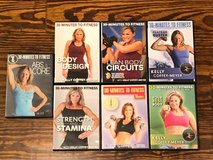 7 Fitness DVDs in Beaufort, South Carolina