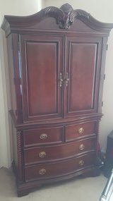 Thomasville 4-Drawer Amoire in Fort Campbell, Kentucky