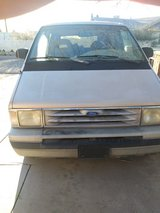 1992 Ford Aerostar in Alamogordo, New Mexico