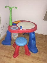 Little Tykes activity table and chair in Stuttgart, GE