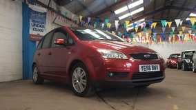 LOW MILEAGE  2006 FORD FOCUS C-MAX    AUTOMATIC in Lakenheath, UK