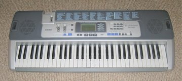Casio LK-100 Key Lighting System Electronic Midi Keyboard in Naperville, Illinois