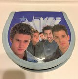 Vintage nSync CD DVD Storage Carrying Case in Glendale Heights, Illinois