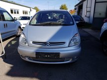 2002 CITROEN PICASSO * FULL LEATHER SEAT * A/C COLD * NEW INSPECTION in Spangdahlem, Germany