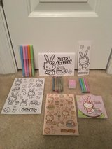 NEW Hello Kitty Easter Stamp & Sticker Kit in Camp Lejeune, North Carolina
