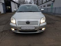 2006 TOYOTA AVENSIS 2,0 TURBO DIESEL * NEW INSPECTION in Spangdahlem, Germany