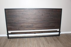 West Elm King Size Headboard in Spring, Texas