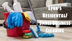 Lynn's residential/commercial cleaning in Kingwood, Texas
