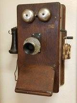 Oak Wall Phone in Fort Leonard Wood, Missouri