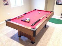Pool Table in Wheaton, Illinois