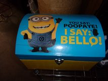 Minion Box in Fort Riley, Kansas