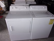 Hot Point Matching Washer and Dryer in Fort Riley, Kansas