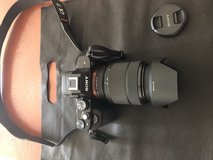 Sony a7 Full-Frame Mirrorless camera, 35mm lens, 3 Batteries and Charger ILCE7K in Fort Benning, Georgia