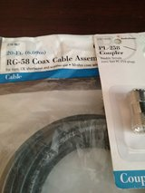 Coax Cable Assembly and Coupler in Warner Robins, Georgia