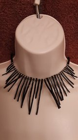 Black coral necklace! in Spring, Texas