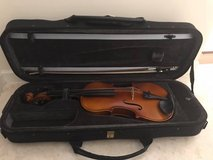 "Viola 16"" with Case in Okinawa, Japan"