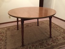 Dining Table with Three Chairs in Fort Riley, Kansas