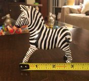 Wind-Up Zebra in Joliet, Illinois