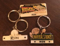 'Ron' Universal Keychains in Bolingbrook, Illinois