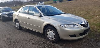 Mazda 6 1.8! Manuel! New inspection! Only 62.000 miles! IN RAMSTEIN! in Ramstein, Germany