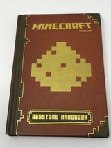Minecraft Redstone Official Mojang Hard Cover Book by Scholastic Age 8 - 12 * Grade 3rd - 7th in Plainfield, Illinois
