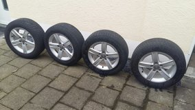 audi A4 tires in Spangdahlem, Germany