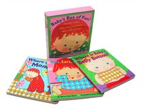 Babys Box of Fun A Lift-The-Flap 3 Book Boxed Gift Set in Morris, Illinois