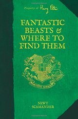 Fantastic Beasts and Where to Find Them (Harry Potter) Hard Cover Book Age 8 * Grade 3rd in Plainfield, Illinois