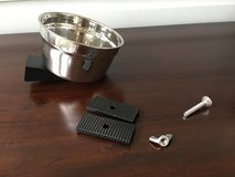 Stainless Steel Small Pet Bowl - Screw/Secure to Cage in Bolingbrook, Illinois