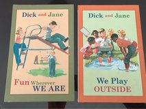 Dick and Jane Books in Ramstein, Germany
