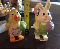 Wind-Up Chick & Bunny in Yorkville, Illinois