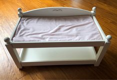 Pottery Barn Kids Doll Bed/Changing Table in The Woodlands, Texas