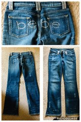 Bebe jeans in Camp Pendleton, California