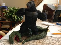King Kong Polar Lights Resin Model Kit Godzilla - Updated!! in Joliet, Illinois
