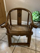 Wooden antique kids Chair in Camp Pendleton, California