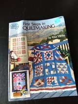 First Steps in Quilting in Naperville, Illinois