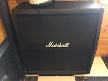 Marshall Speaker Cabinet in Okinawa, Japan