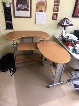 Expandable desk in Ramstein, Germany