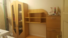 large wall unit in Spangdahlem, Germany