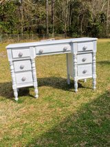 antique chalk painted desk in Camp Lejeune, North Carolina