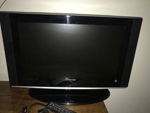 "Samsung flatscreen tv 23"" in Yorkville, Illinois"