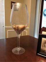 20 inch decor wine glass in Baytown, Texas