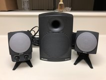 Desk Top Speakers in Okinawa, Japan